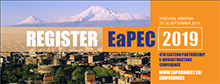 EaPEC 2019: 25-26 September, Yerevan, Armenia